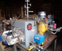 Electro-Steam Electric Clean Steam Generator, Model LB-100, S/N 35484