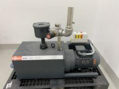 Busch Mink 7.5HP Vacuum Pump, Model MM1142 BV, S/N 0164600294