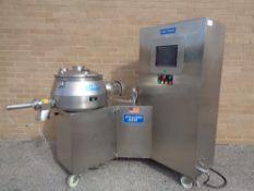 Fluid Aire Pharmx 100 liter High Shear Granulator, Model PX-100, SN 10263 (XP)