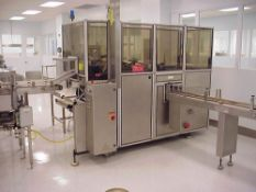 Marden Edwards Automatic Carton Bundler and Wrapper, Model 1230-SF8, S/N 4065