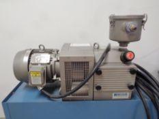 Becker Vacuum Pump, Model KVT 360, S/N D2173084