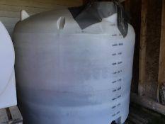 1200g Water Tank