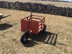 3-Wheeler Garden Cart/Trailer