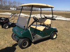 2007 Club Car Gas Powered Golf Cart