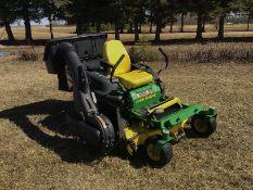 2014 John Deere Z655EZ Trak Zero Turn Lawn Mower