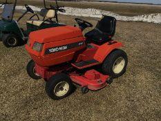 Yardman GT 1846 Garden Tractor w/Mower Deck