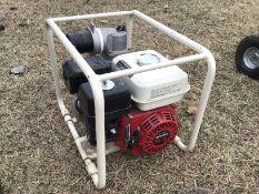 5.5hp Honda 3in Water Pump