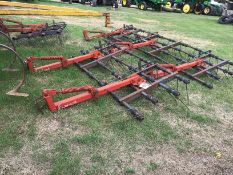 Flexi Coil Mounting Harrows to fit 32Ft Ezee-On Cultivator