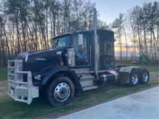 2003 T800 Kenworth T/A Truck Tractor VIN 1XDDB0X33R968144 Cat Eng, 18spd Trans, 1,213,549km, 8-Bag