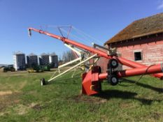 2006 Farm King 10x70 Swing out Auger sn 21503525 Electric Remote on Swing. (One Owner Unit)