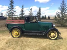 """""""1928 Model A Ford Nicely Restored Unit that (Runs & Drives)"""