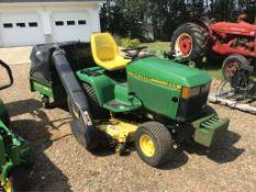 """""""1996 John Deere 455 Hydrostatic Drive Lawn Mower Tractor"""