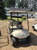 2008 Yamaha YDRA Gas Powered Golf Cart