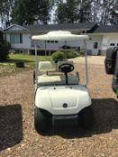 2003 Yamaha G22A Gas Powered Golf Cart