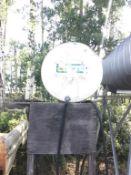 300g Fuel Tank w/Hose & Nozzle