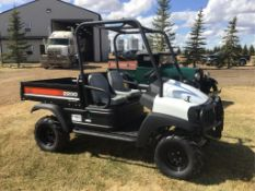 2007 Bobcat 2200 4x4 IntelliTrak High Capacity Side-by-Side ATV VIN A59Z11115 3cyl Diesel Powered