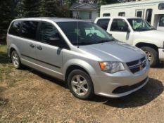 2011 Dodge Grand Caravan VIN 2C4RDGBG9CR272054 237668km VIN 2C4RDGBG9CR272054 237668km