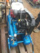Omega Wheelbarrow Air-Compressor Honda Eng