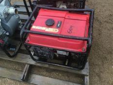 Honda 1800 Generator