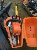 Stihl MS 280 Chain Saw w/Case