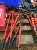 Tire Chain Tools & Bolt Cutter