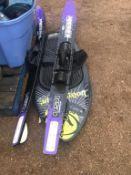 Water Skis & Knee Board