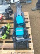 Electric Wood Splitter