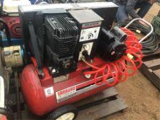 Sanborn Air-Compressor 110V