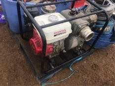 Wt30X Honda 3in Water Pump