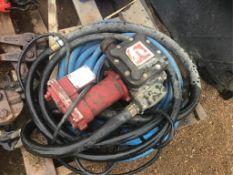 12V Fuel Pump & Hose