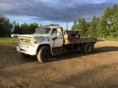Chevy C65 S/A Dually Deck Truck (Parts Only) 20Ft Deck