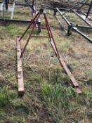 Steel Skid Unit