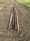 4pc Railway Drag