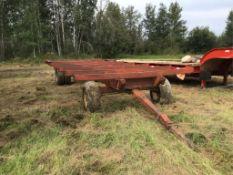 Farm Bale Wagon
