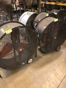Dayton industrial fans