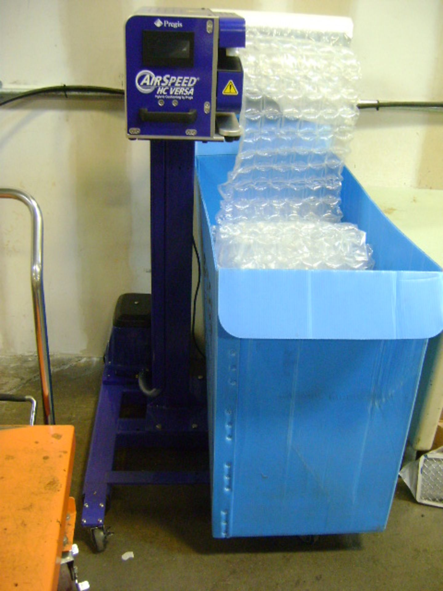 Pregis Corp. Bubble Wrap Maker