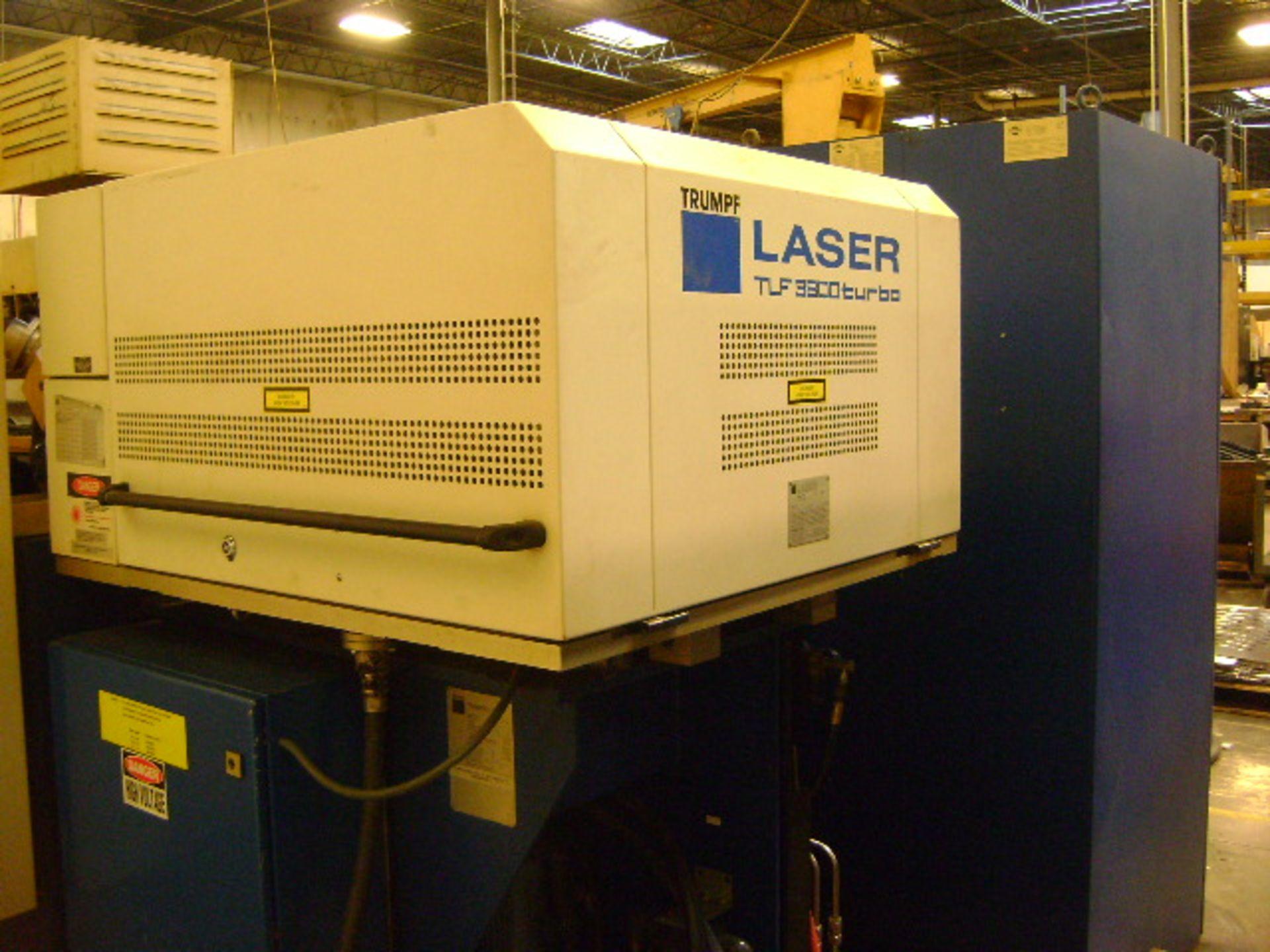 Trumpf Trumatic L2530 CNC Laser - Image 4 of 4