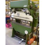 Diacro 14-48-1 Mechanical Brake Press