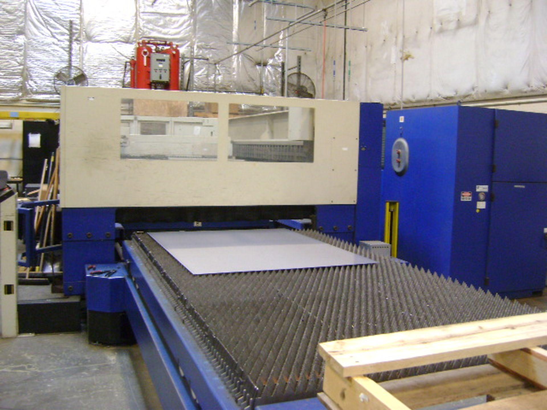 Trumpf Trumatic L3030 CNC Laser