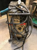 Miller Millermatic 200 Welder plus working station
