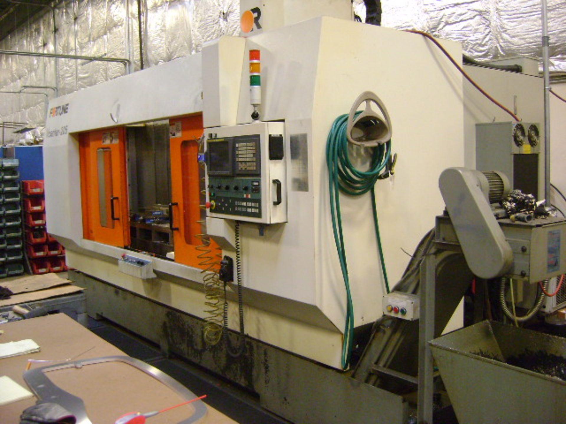 Fortune V Center-205 CNC Vertical Machine Center