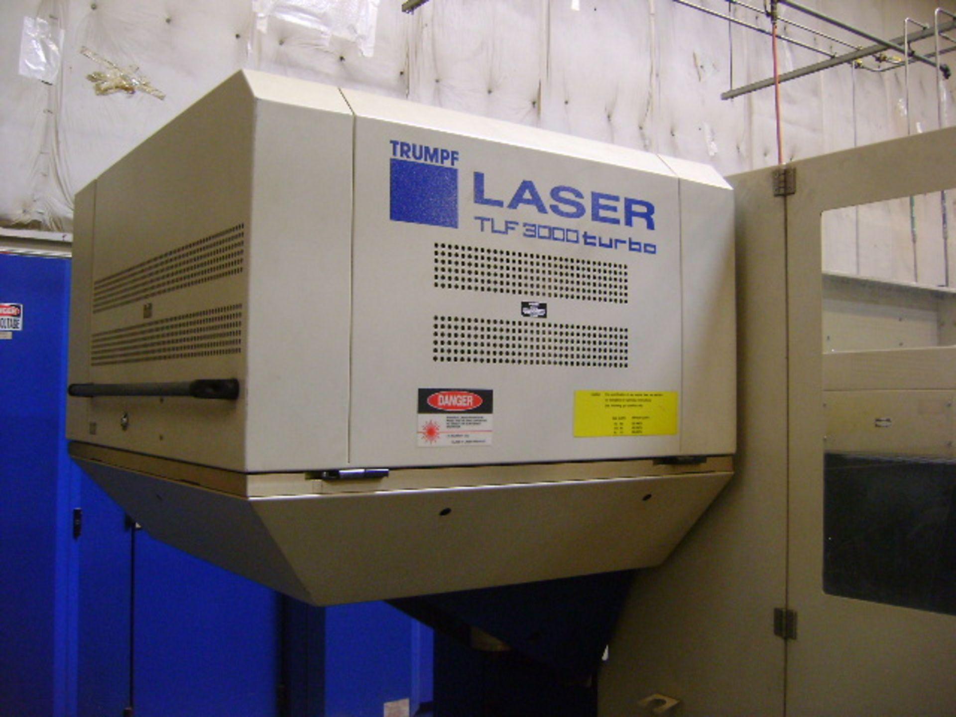 Trumpf Trumatic L3030 CNC Laser - Image 4 of 6