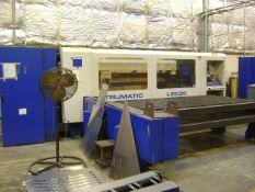 Trumpf Trumatic L2530 CNC Laser
