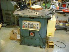 Amada CS-220 Hydraulic Corner Shear