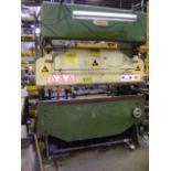 Diacro 14-72 Mechanical Brake Press