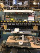 Amada RG-50 Hydraulic Brake Press
