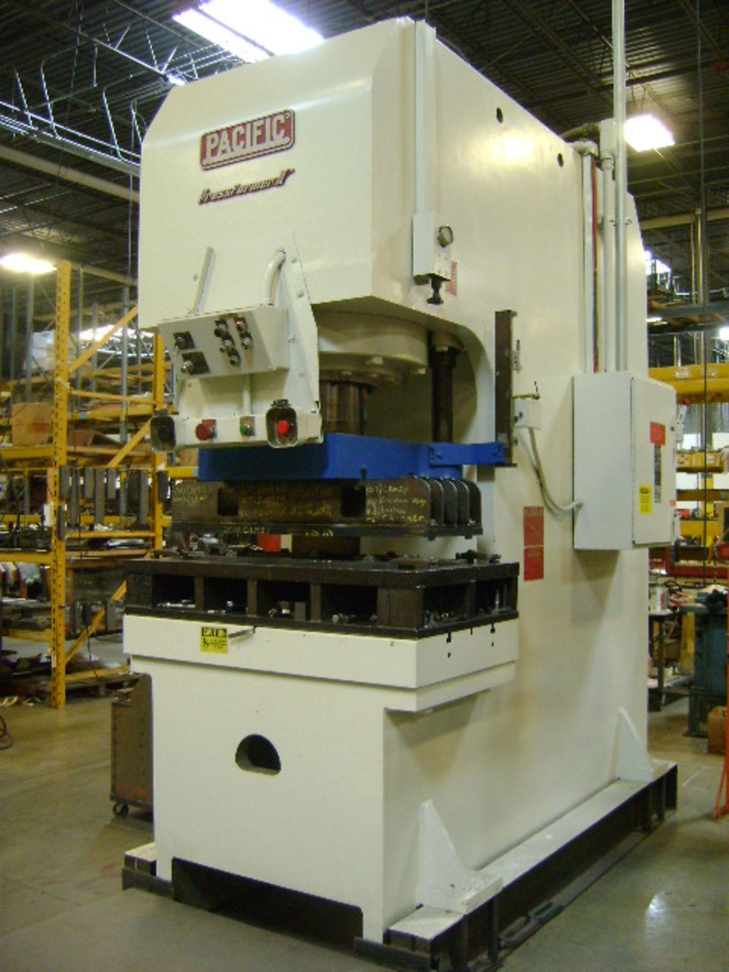 Pacific Press Former II/300PFII Hydraulic Brake Press