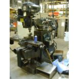 Lagun. FTV-2 Vertical CNC Milling Machine