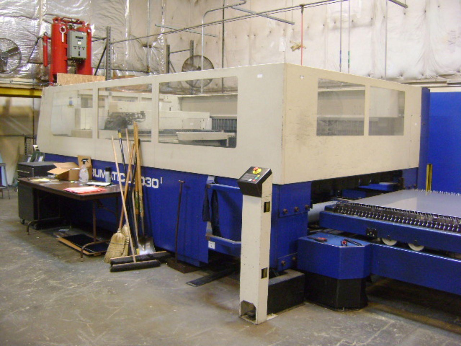 Trumpf Trumatic L3030 CNC Laser - Image 2 of 6
