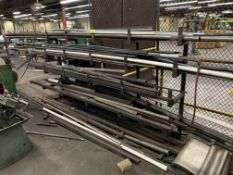 Pipe Rack w/ pipe